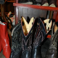 Vintage Cowboy Boots, Fort Worth