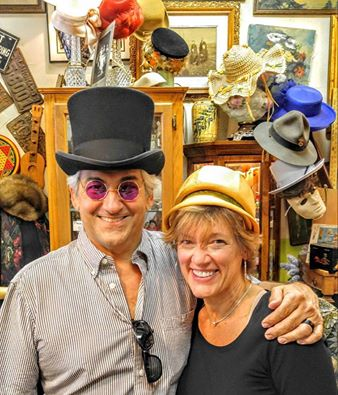 Vintage, Antique Mens Hats, Gentleman's Fashion Fort Worth