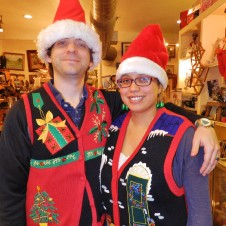 The Ugliest Vintage Christmas Sweater AND Vests Arrived, ugly christmas sweaters Fort Worth